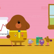 "Hey Duggee ""The Rescue Badge"""