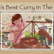 Abbu's Best Curry in the World