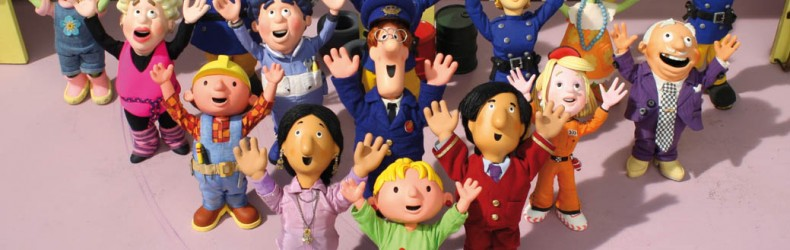 Peter Kay's Animated All Star Band
