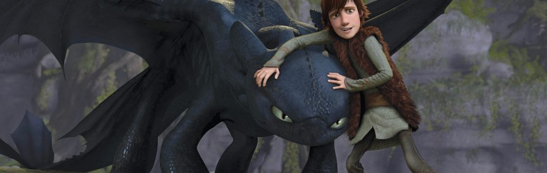 How to train your dragon 2 - Wip Annecy 2013
