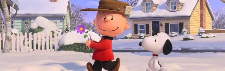 The Peanuts Movie / Snoopy et les Peanuts, le film