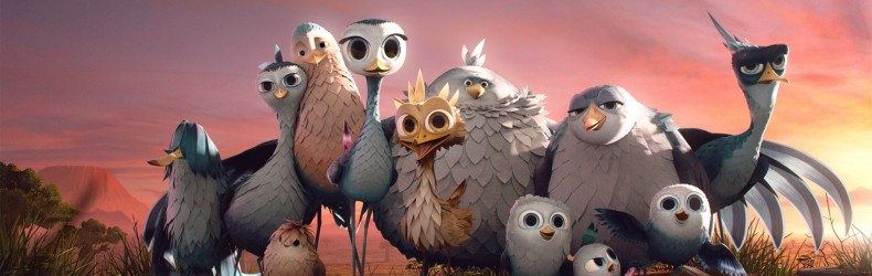 'Gus – Petit oiseau, grand voyage' : dans les coulisses d'un film d'animation / 'Yellowbird': Behind the Scenes of an Animated Film