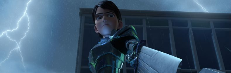 "Trollhunters ""Becoming Part 1"""
