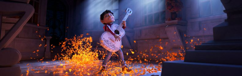 COCO ©2016 Disney•Pixar. All Rights Reserved.