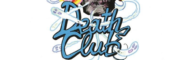 "Exposition / Exhibition ""Death Club"""