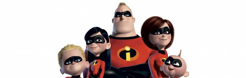 Incredibles ©PIXAR ANIMATION STUDIOS