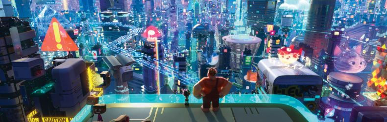Ralph Breaks the Internet – Wreck-it Ralph 2