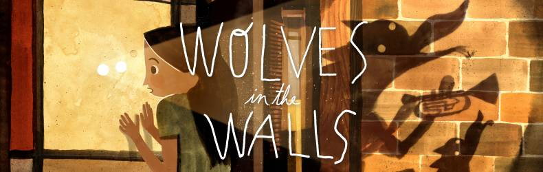 Wolves in the Walls, Chapter 2, It's All Over!