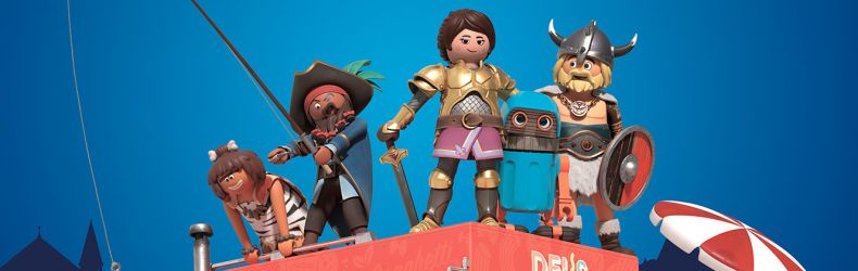 Playmobil The Movie © 2019 – 2.9 FILM HOLDING – MORGEN PRODUCTION