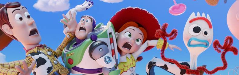 Toy Story 4 ©2018 Disney•Pixar. All Rights Reserved.