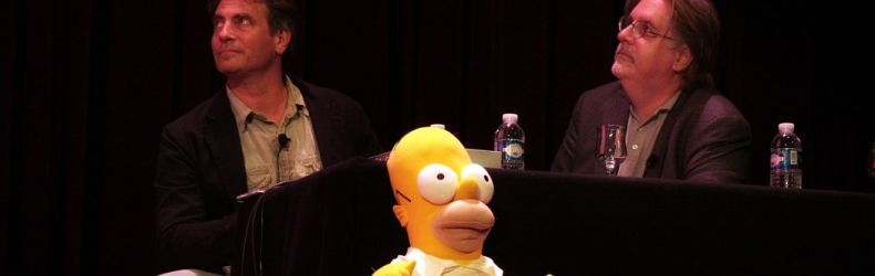 Making of Simpsons Extravaganza 2 - Annecy 2010