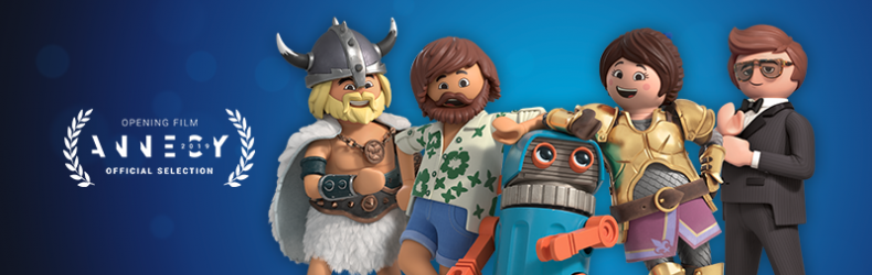 PLAYMOBIL: THE MOVIE, © 2019 – 2.9 Film Holding Ltd – Morgen Production Gmbh – M6 Films