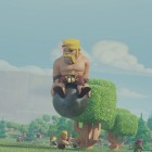 """Clash of Clans """"Flight of the Barbarian"""""""