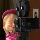 """Masha and the Bear """"And Action"""""""