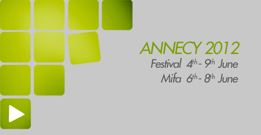 Annecy 2012: from 4th to 9th June
