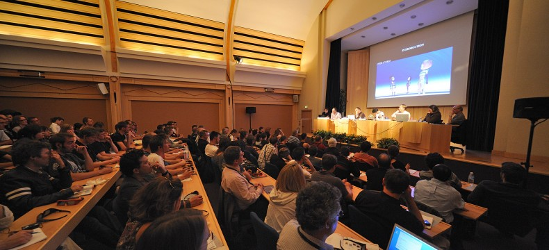 Round table: Does licensing drive programming? | Annecy 2009 ©