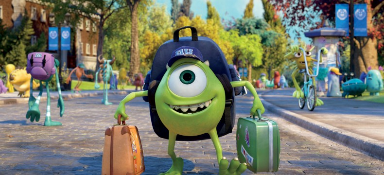 Monsters University -