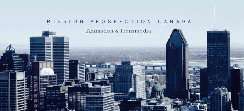 Mission prospection Canada -
