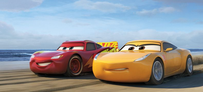 CARS 3 © 2017 Disney•Pixar. All Rights Reserved.
