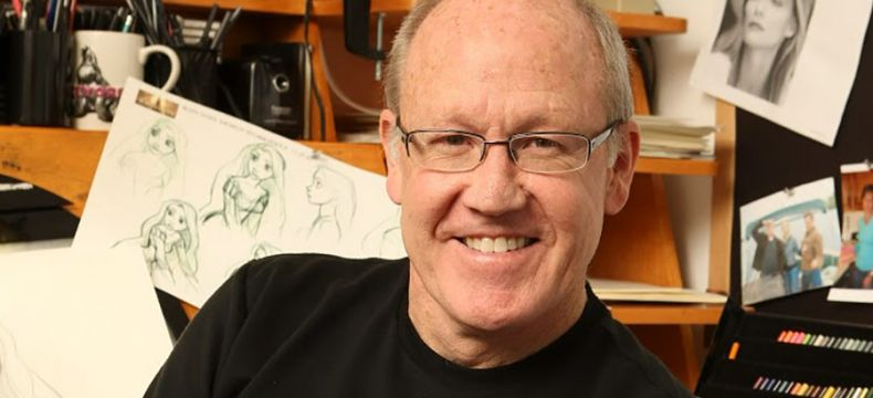 Glen Keane - ©Disney. All rights reserved.