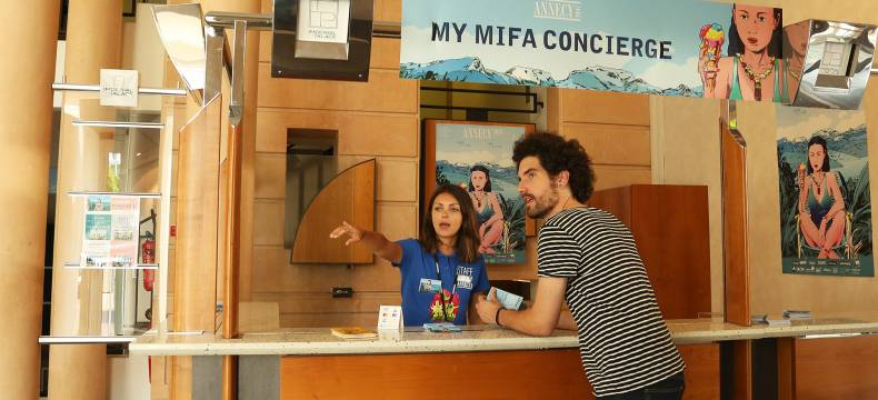 My Mifa Concierge – Photo : A. Lorgeril/CITIA