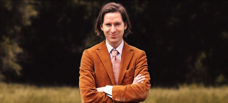 Wes Anderson – Photo : Ernesto Ruscio