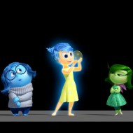 Inside Out - PIXAR ANIMATION STUDIOS