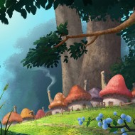 Le Film des Schtroumpfs / The Smurfs Movie<br />