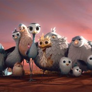 'Gus – Petit oiseau, grand voyage' : dans les coulisses d'un film d'animation / 'Yellowbird': Behind the Scenes of an Animated Film - © 2014 - TeamTO – Haut & Court – Panache Productions – La Cie Cinématographique – Rhône-Alpes Cinéma