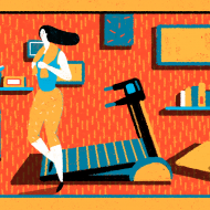 The Torturous History of the Treadmill