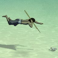 The Red Turtle - ©STUDIO GHIBLI, WILD BUNCH, WHY NOT PRODUCTIONS, BELVISION, ARTE FRANCE CINEMA, PRIMA LINEA PRODUCTIONS