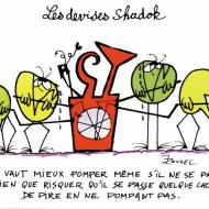 Les Shadoks, Jacques Rouxel  - © aaa production