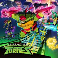 Rise of the Teenage Mutant Ninja Turtles ©Nickelodeon -