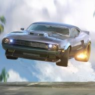Fast and Furious © DreamWorks Animation -