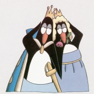 The Tender Tale of Cinderella Penguin -