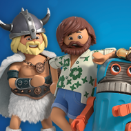 PLAYMOBIL: THE MOVIE, © 2019 – 2.9 Film Holding Ltd – Morgen Production Gmbh – M6 Films -
