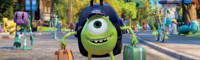 Monsters University - © 2012 Disney•Pixar. All Rights Reserved.