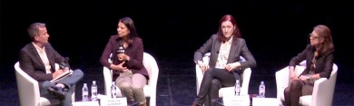 Keynote Annecy 2015 : Françoise Guyonnet (STUDIOCANAL) - Jinko Gotoh (productrice et consultante/Producer and Consultant) - Lisa Henson -