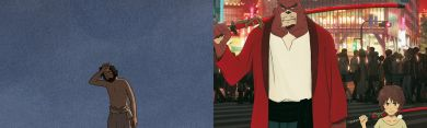 The Red Turtle (Wild Bunch, Why Not) / The Boy and the Beast -