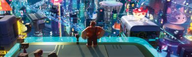 Ralph Breaks the Internet – Wreck-it Ralph 2 - ©WALT DISNEY ANIMATION STUDIOS