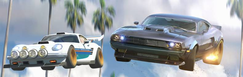 Fast and Furious © DreamWorks Animation