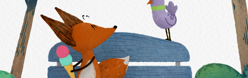 The Fox & The Pigeon