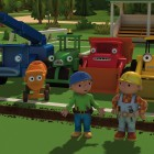 "Bob the Builder ""Night Time Scratch"""