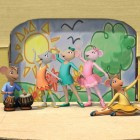 "Angelina Ballerina ""Angelina's Indian Lunchtime"""