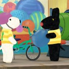 "Gaspard and Lisa ""The Big Bicycle Race"""