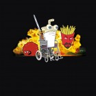 "Aqua Teen Hunger Force ""Rubberman"""