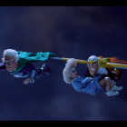 "SuperMansion ""The Inconceivable Escape of Dr. Devizo"""