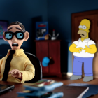 Simpsons Couch Gag - Robot Chicken/Stop Motion