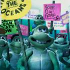 "Greenpeace ""Turtle Journey"""