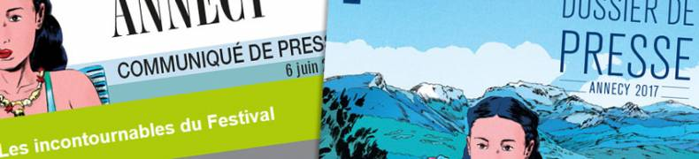Press Publications Annecy Festival